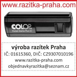 Razítko Colop Pocket 30